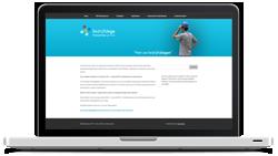 Uniek design voor je website